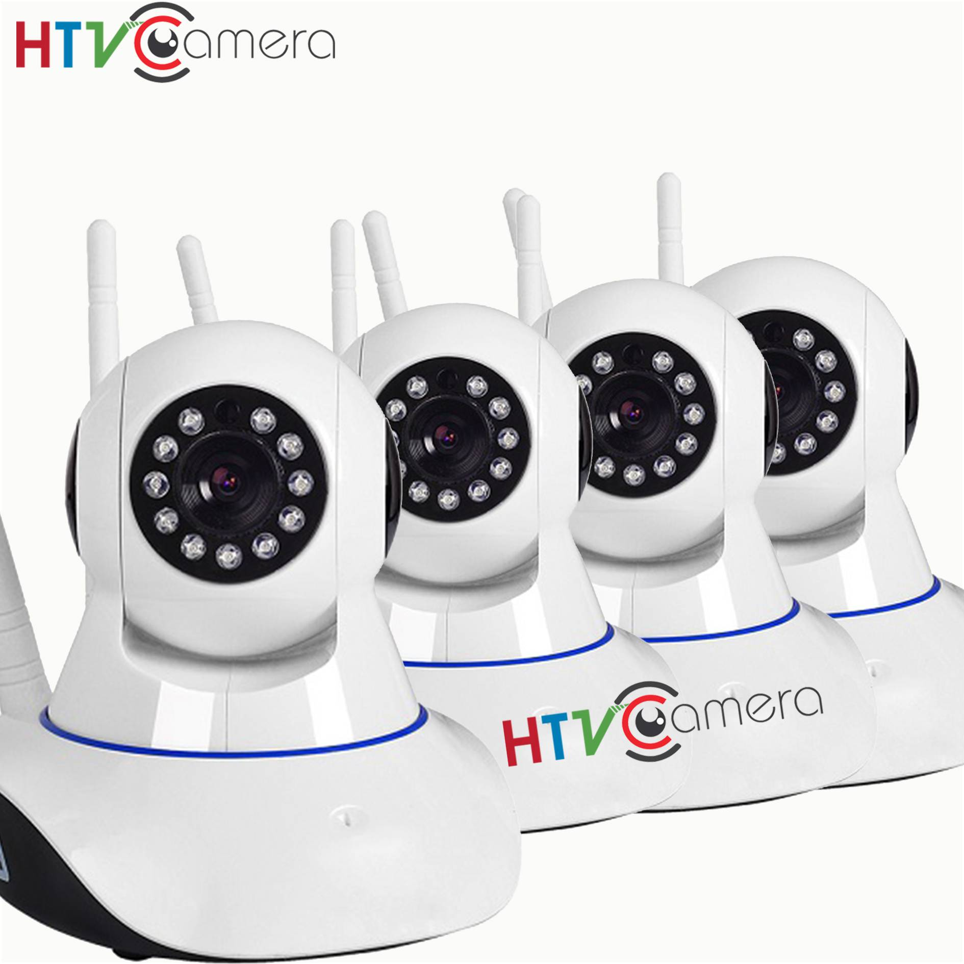 Bộ 4 camera Yoosee HD